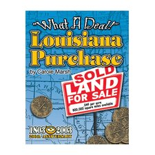 What a Deal The Louisiana Purchase Book (Set of 2)