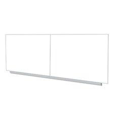 Magnetic Whiteboard, 4' x 16'