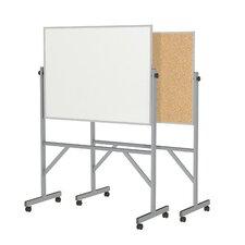 Reversible Acrylate Whiteboard, 7' x 6'