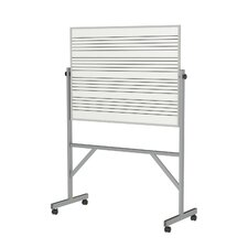 Reversible Magnetic Whiteboard, 7' x 6'