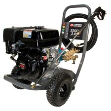 3200 PSI Gas Powered Pressure Washer with Honda GX270 Engine