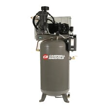 80 Gallon 5 HP 230V 3 Phase Two Stage Fully Packaged Air Compressor