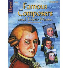Famous Composers and Their Music Book