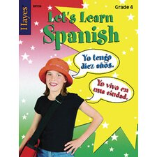 Lets Learn Spanish 4 Book