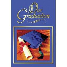 Our Graduation Program Cover Certificate (Set of 25)