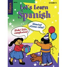 Lets Learn Spanish 3 Book