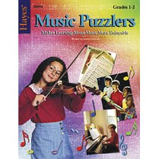 Music Puzzlers 1-2 Book
