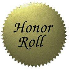 Honor Roll Sticker (Set of 100)