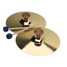 5 Cymbals with mallet Pair