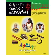 Rhymes Songs and Activities Book (Set of 3)