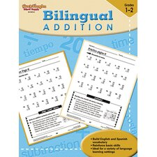 Bilingual Math Addition Book