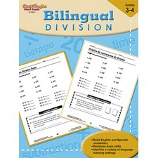 Bilingual Math Division Book