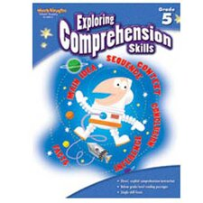 Exploring Comprehension Skills Grade 5 Book