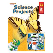 Science Projects Grade 3 - 4 Book