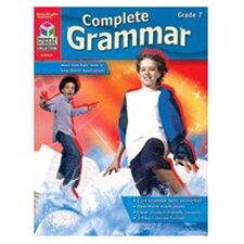 Complete Grammar Grade 7 Book
