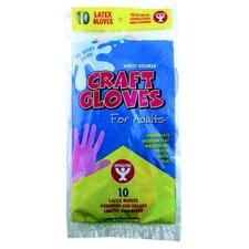 Craft Gloves Kids Size 100 Per Box