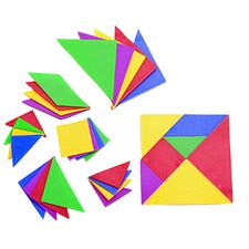 28 Piece Tangrams  Set (Set of 2)