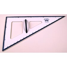 Dry Erase Magnetic Triangle