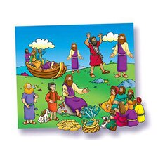Miracles of Jesus Pre-cut Bulletin Board Cut Out