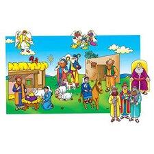 Baby Jesus Felt Bulletin Board Cut Out Set