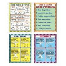 Test-Taking Math Grade 4-9  Set