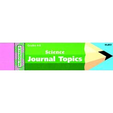Journal Science Grade 4-8 Book
