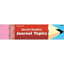 Journal Social Studies Book
