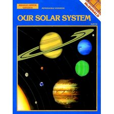 Our Solar System Grade 6 - 9 Book
