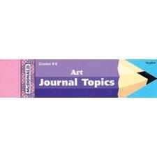 Journal Art Book