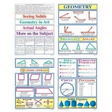Geometry Grade 4-9  Set