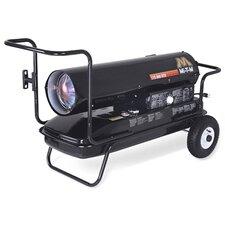 175,000 BTU Portable Kerosene Forced Air Utility Heater