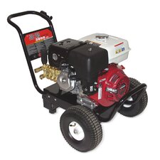 JP Series 3500 PSI Cold Water Gasoline Pressure Washer