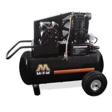 20 Gallon Single Stage Wheelbarrow Air Compressor