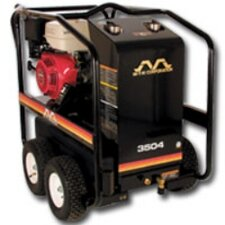 3500 PSI Hot Water Gas Honda 13HP Pressure Washer
