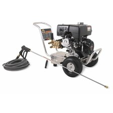 CA Series 3500 PSI Cold Water Gasoline Pressure Washer