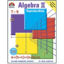 Algebra Ii Reproducible Book