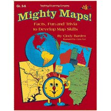 Mighty Maps Book