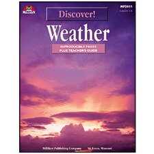 Discover Weather Grade 4 - 6 Book