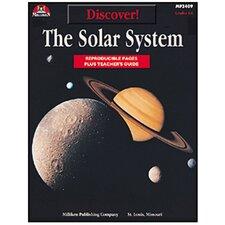Discover Solar System Grade 4 - 6 Book
