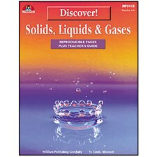 Discover Solids Liquids and Gases Book