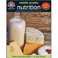 Nutrition Grade 6 - 8 Book