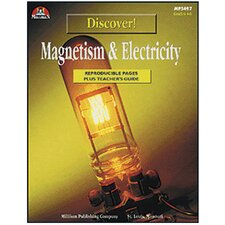 Discover Magnetism and Electricity Book