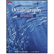 Discover Oceanography Grade 4 - 6 Book