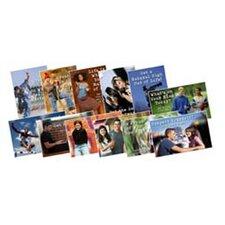 Teen Talk Bulletin Board Cut Out Set