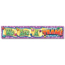 We are a Team Poster