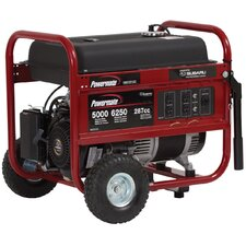 6,250 Watt Gasoline Generator with Recoil Start