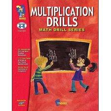 Multiplication Drills Book
