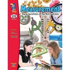 Measurement Grade 4-8 Book