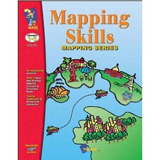 Mapping Skills Grade 1-3 Book