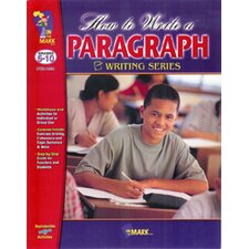 How To Write A Paragraph Book
